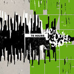 TEN VOLT SHOCK, 78hours cover