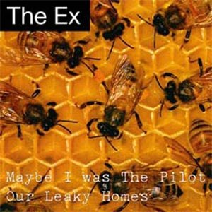 THE EX, maybe i was the pilot cover