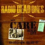 Cover RADIO DEAD ONES, berlin city ep