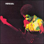 Cover JIMI HENDRIX, band of gypsys