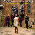 Cover SHARON JONES & DAP KINGS, i learned the hard way