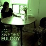 Cover JO SNYDER, eulogy