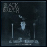 Cover BLACK BREATH, heavy breathing