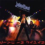 JUDAS PRIEST, unleashed in the east cover