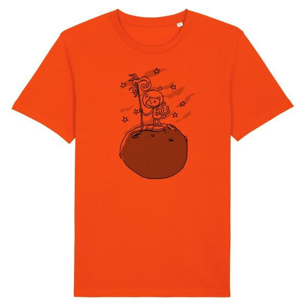 RAUTIE, mars hamster (boy), tangerine cover