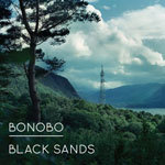 Cover BONOBO, black sands
