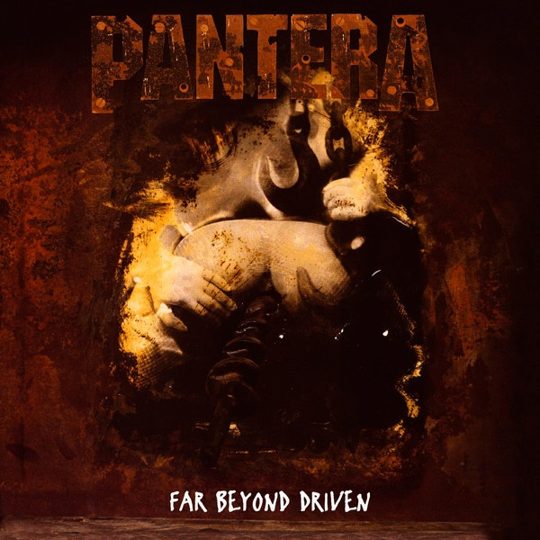 PANTERA, far beyond driven cover