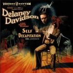 Cover DELANEY DAVIDSON, self decapitation