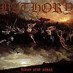 BATHORY, blood fire death cover