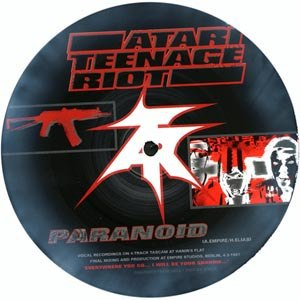 Cover ASIAN DUB FOUNDATION / ATARI TEENAGE RIOT