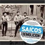 LOS SAICOS, demolocion - complete recordings cover