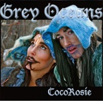 Cover COCOROSIE, grey oceans