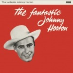 Cover JOHNNY HORTON, fantastic johnny horton