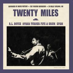 20 MILES, s/t cover