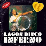 Cover V/A, lagos disco inferno