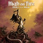 Cover HIGH ON FIRE, snakes for the divine (us)