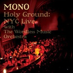 Cover MONO, holy ground: live