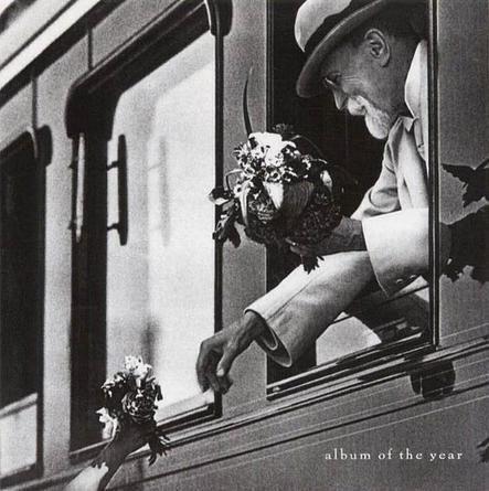 FAITH NO MORE, album of the year cover
