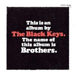 BLACK KEYS, brothers cover