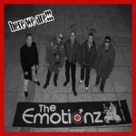 Cover EMOTIONZ, here we are
