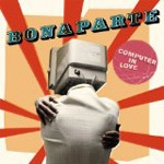 Cover BONAPARTE, computer in love