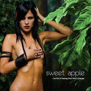 SWEET APPLE, i´ve got a feeling cover