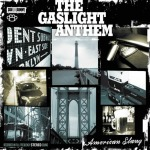 Cover GASLIGHT ANTHEM, american slang