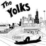 YOLKS, s/t cover
