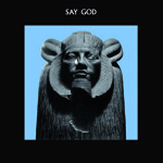 Cover DANIEL HIGGS, say god