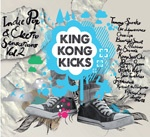Cover V/A, king kong kicks vol. 2