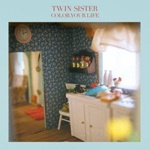 TWIN SISTER, color your life cover