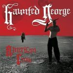 Cover HAUNTED GEORGE, american crow