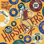 V/A, r & b hipshakers - teach me to monkey cover