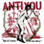 Cover ANTI YOU, two-bit schemes & cold war