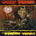 Cover RAW POWER, reagan years