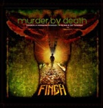 Cover O.S.T. / MURDER BY DEATH, finch