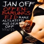 JAN OFF, offenbarungseid cover