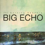 Cover MORNING BENDERS, big echo