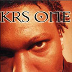 KRS-ONE, s/t cover