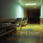 Cover MICAH SCHNABEL, when the stage lights go dim