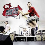 Cover V/A, warped 2010