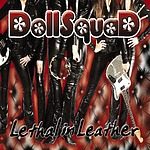 DOLLSQUAD, lethal in leather cover