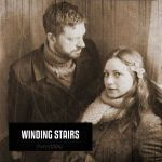 WINDING STAIRS, everything cover