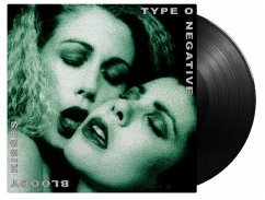 TYPE O NEGATIVE, bloody kisses cover