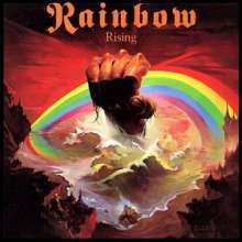 RAINBOW, rising cover