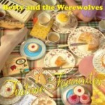 Cover BETTY & THE WEREWOLVES, teatime favourites