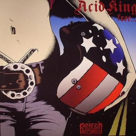Cover ACID KING, free / down with ...