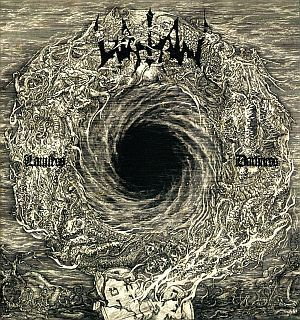 Cover WATAIN, lawless darkness
