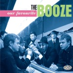 Cover BOOZE, our favourite booze