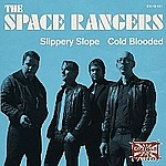 Cover SPACE RANGERS, slippery slope